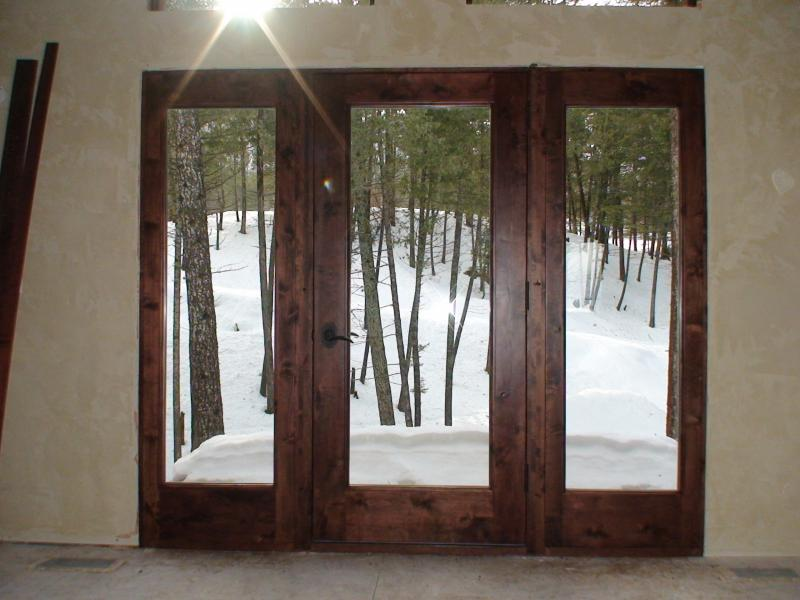 Interior Exterior Solid Wood Doors In Washington Montana CA EN