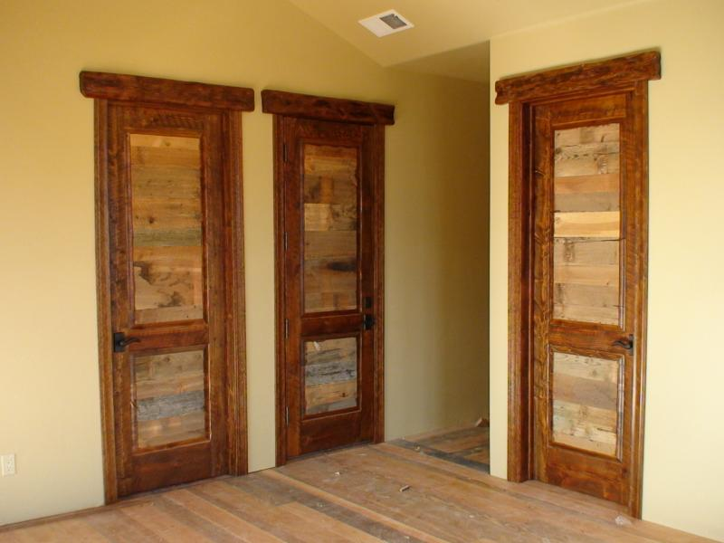 Interior Exterior Solid Wood Doors In Washington Montana CA - Awesome Reclaimed Wood Exterior Doors Uk Ideas - Best Image Engine